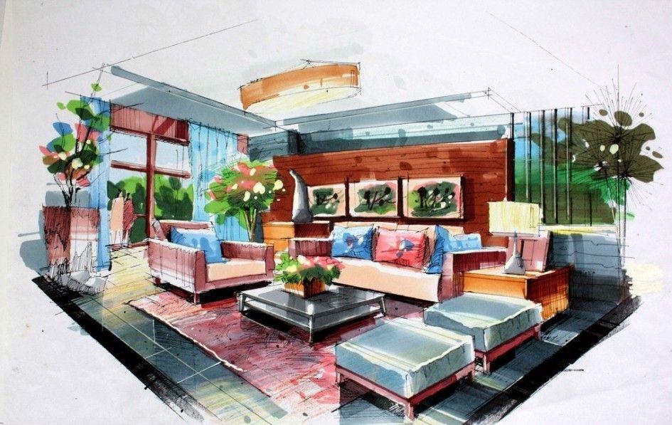 Thiết kế nội thất. Ảnh 1