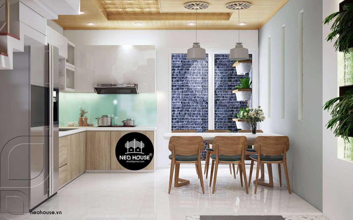 Thiết kế nội thất phòng bếp. Ảnh 9