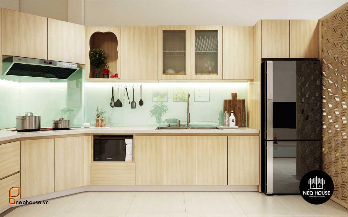 Thiết kế nội thất phòng bếp. Ảnh 10