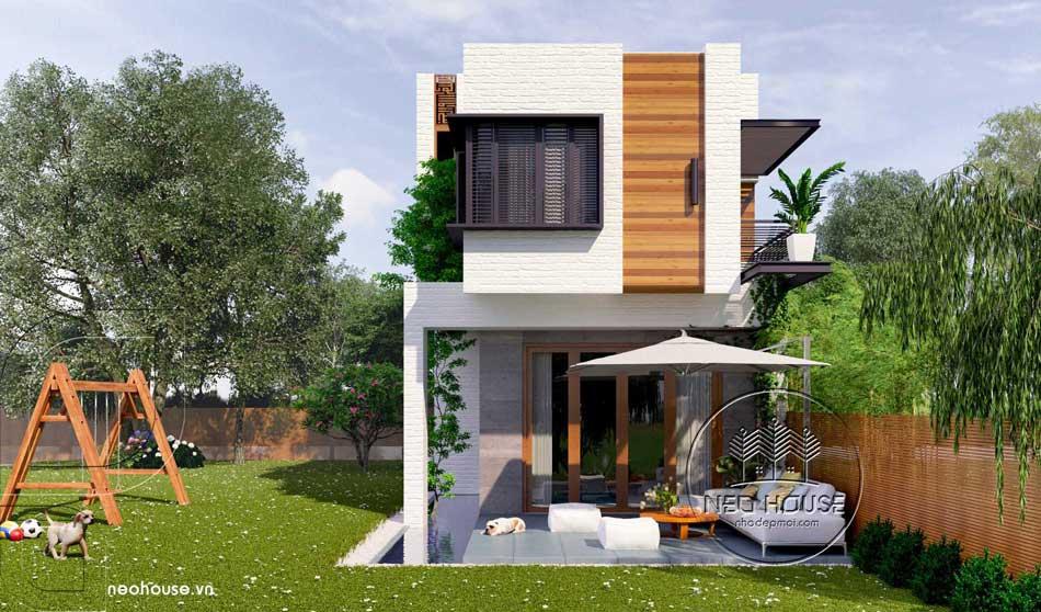 Thiết kế nhà phố hiện đại. Ảnh 13