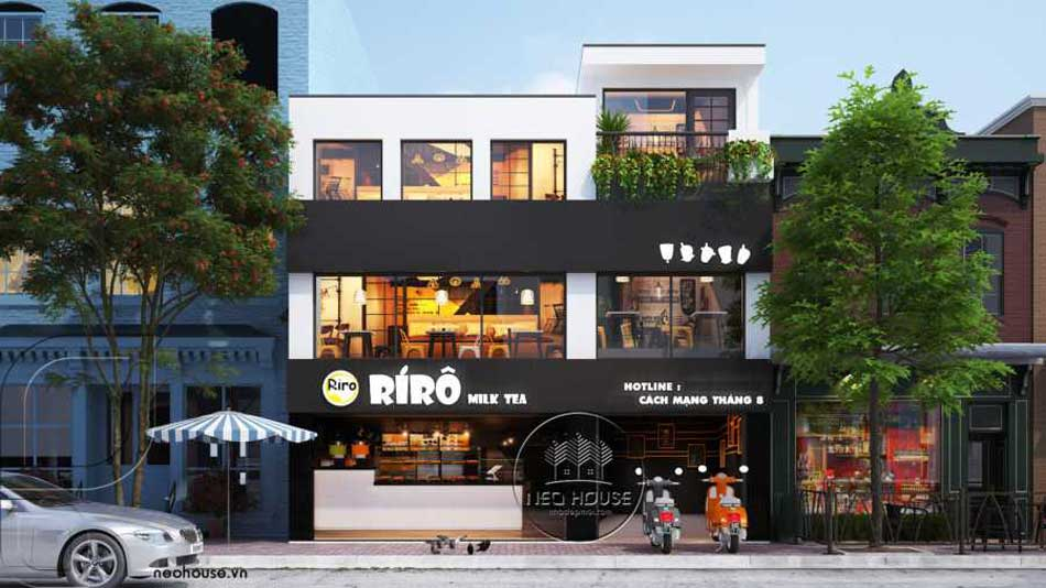 Thiết kế nhà phố hiện đại. Ảnh 15
