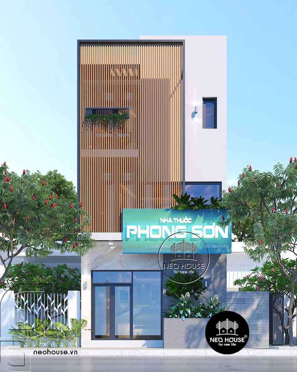 Thiết kế nhà phố hiện đại. Ảnh 16