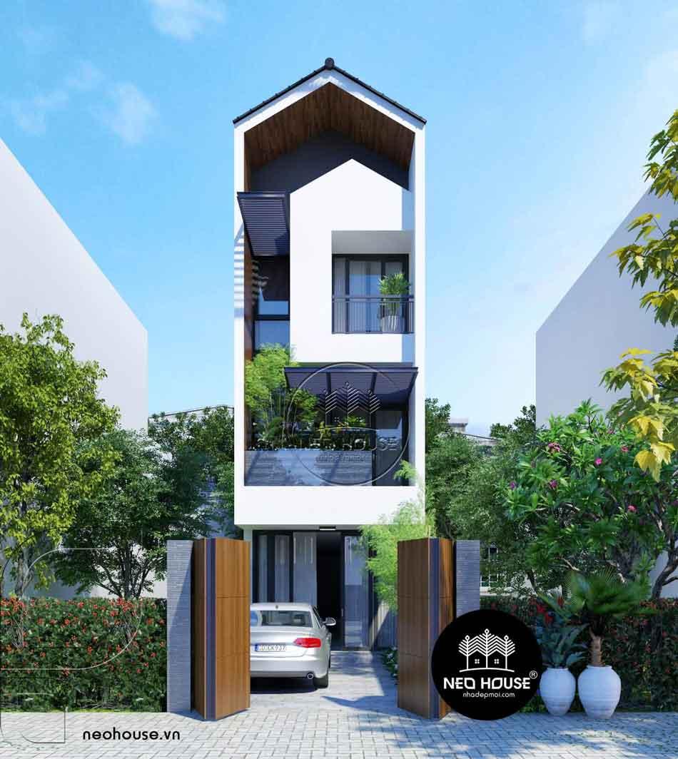 Thiết kế nhà phố hiện đại. Ảnh 24