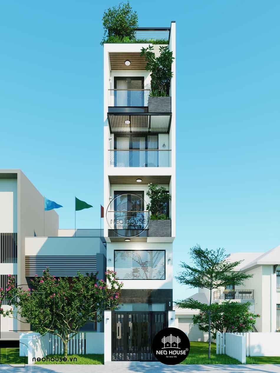 Thiết kế nhà phố hiện đại. Ảnh 29