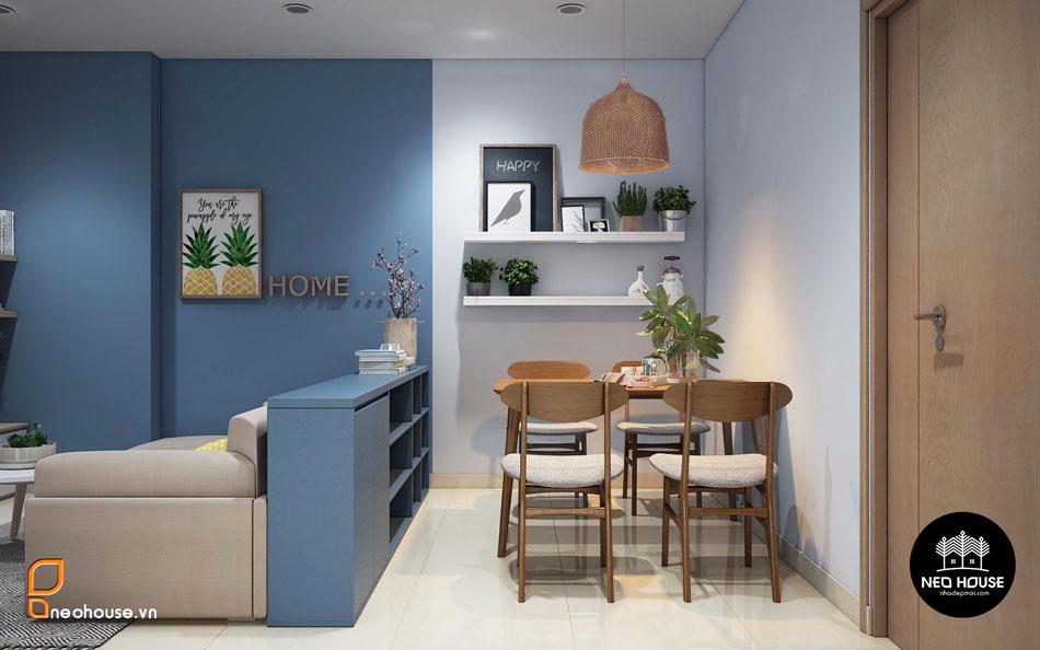 Thiết kế nội thất căn hộ. Ảnh 10