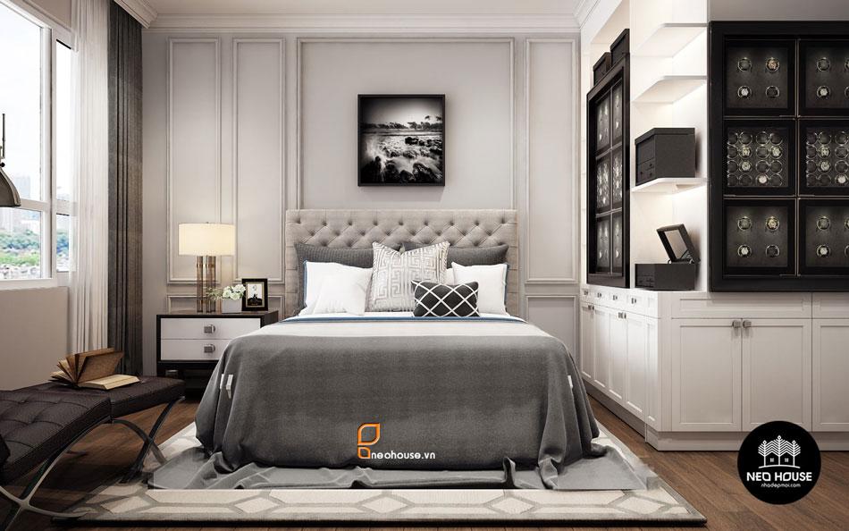 Thiết kế nội thất căn hộ. Ảnh 21