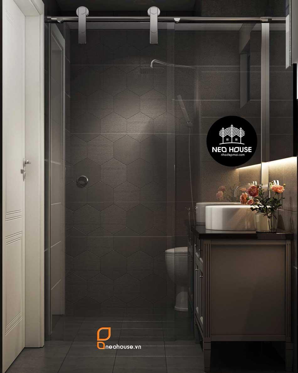 Thiết kế nội thất căn hộ. Ảnh 27