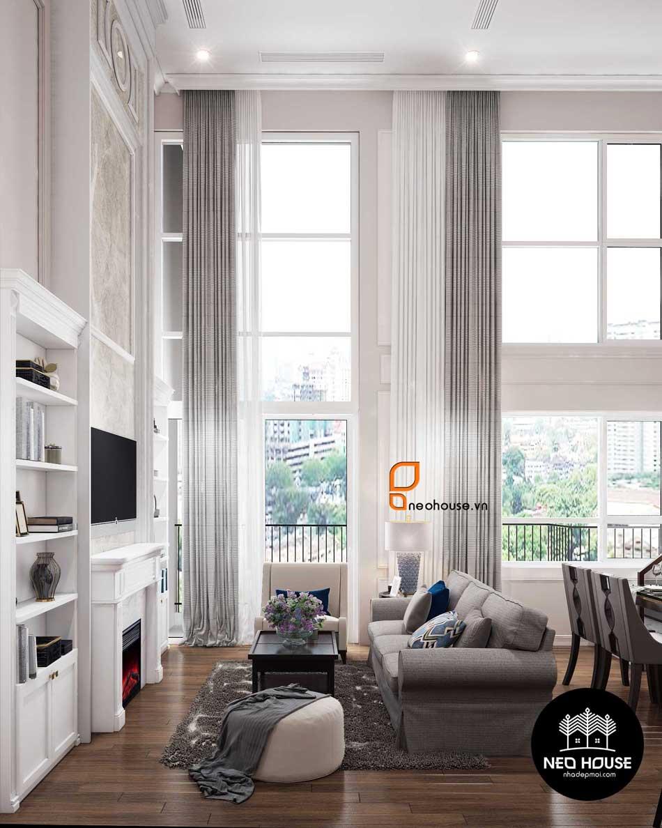 Thiết kế nội thất căn hộ. Ảnh 6