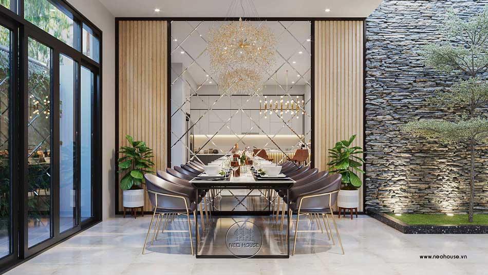 Thiết kế nội thất hiện đại. Ảnh 12