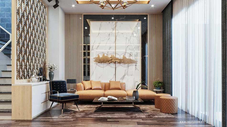 Thiết kế nội thất hiện đại. Ảnh 13