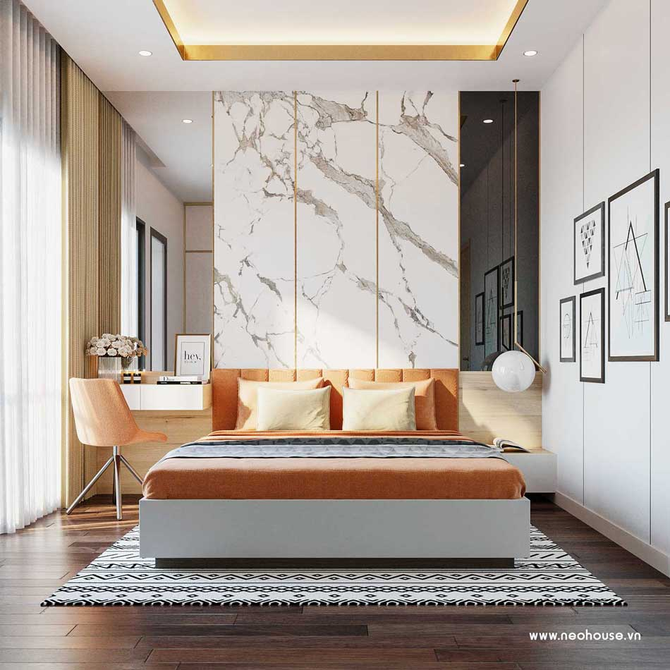 Thiết kế nội thất hiện đại. Ảnh 21