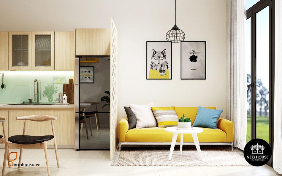 Thiết kế nội thất hiện đại. Ảnh 18