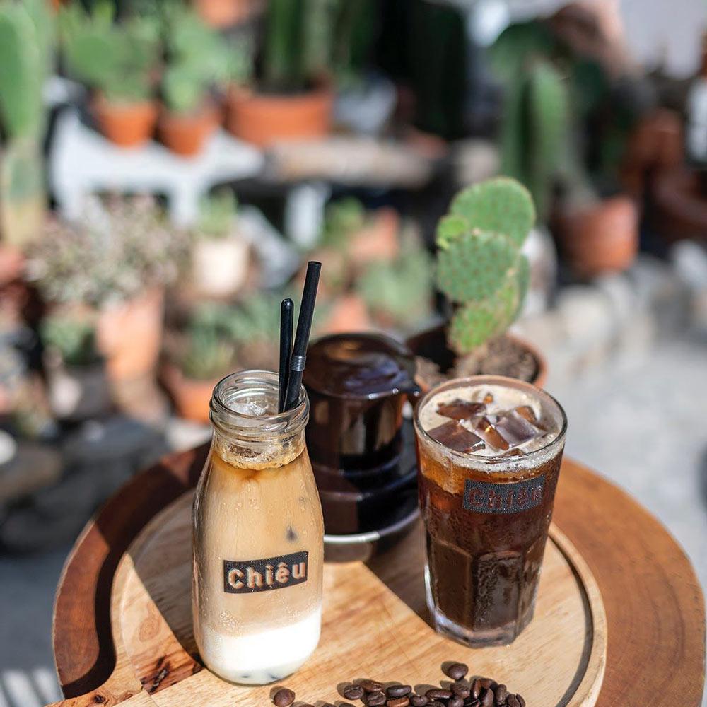 Hình ảnh thực tế thi công quán cafe sân vườn. Ảnh 8