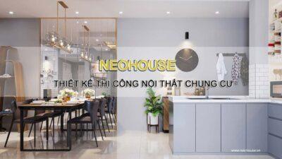 [BÁO GIÁ] 8 mẫu thiết kế nội thất chung cư cao cấp hiện đại 2020