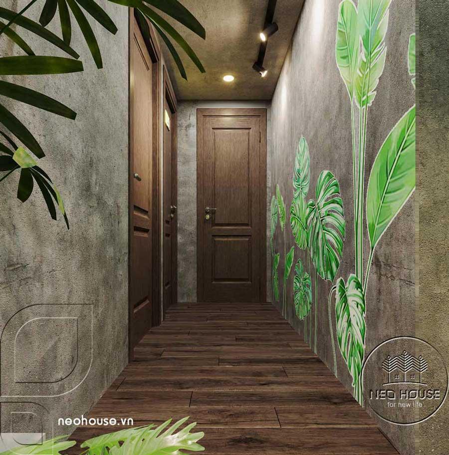 Thiết kế thi công cải tạo nội thất quán cafe. Ảnh 6