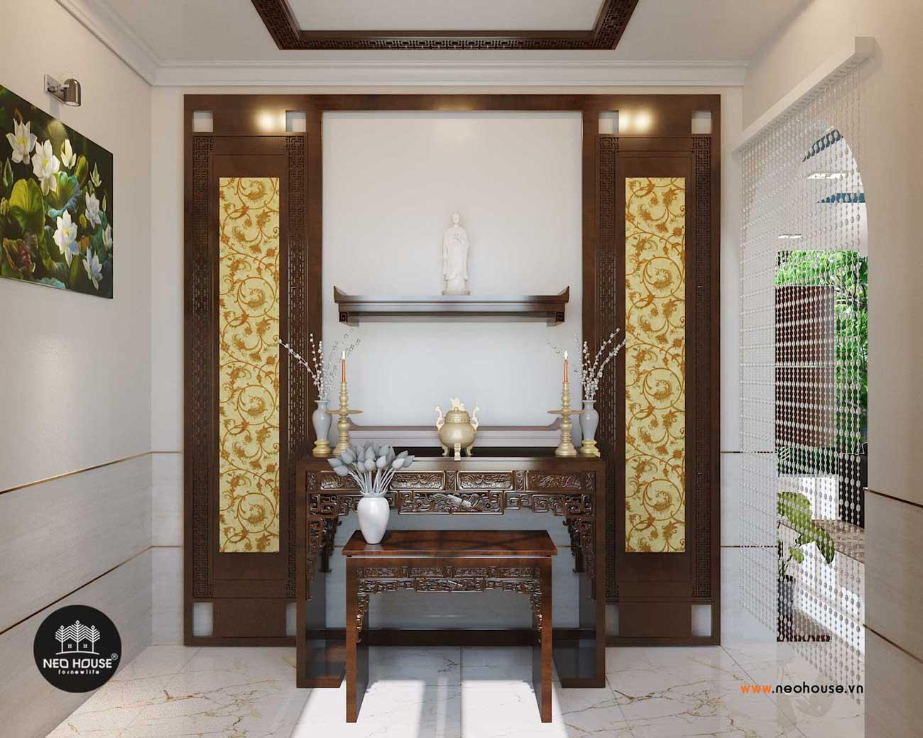 Thiết kế nội thất biệt thự vườn 1 tầng hiện đại. Ảnh 5
