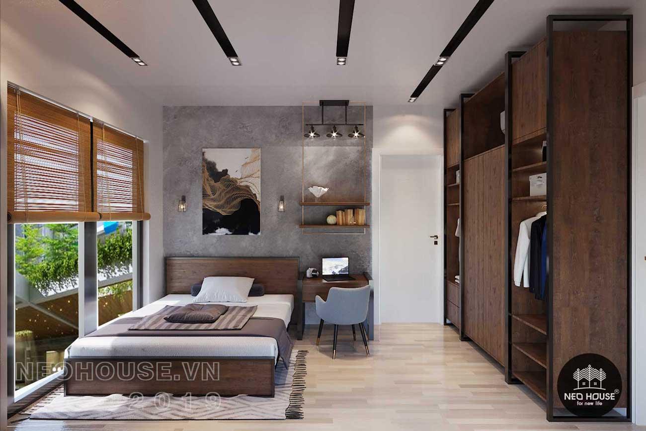 Thiết kế nội thất biệt thự hiện đại 3 tầng. Ảnh 4