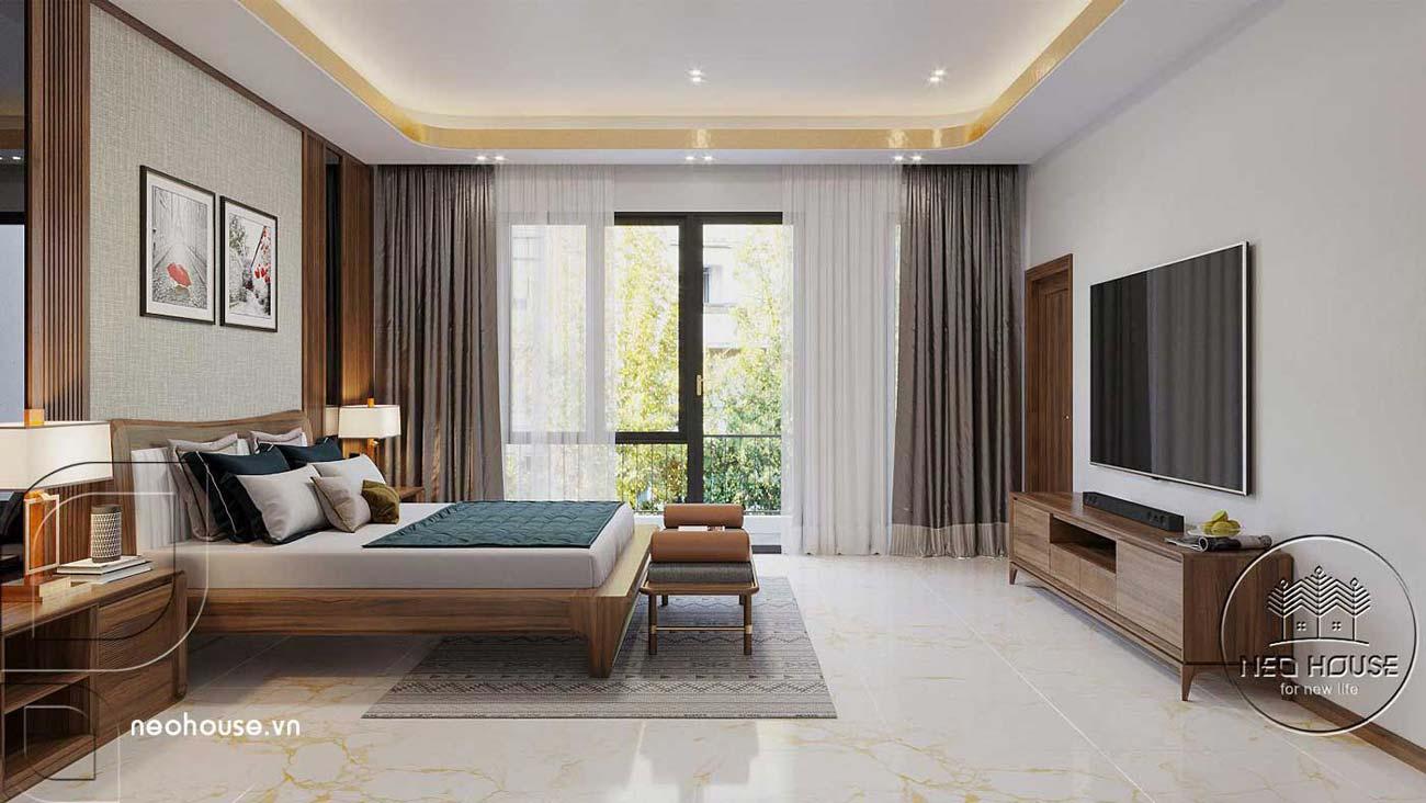 Mẫu thiết kế nội thất biệt thự hiện đại. Ảnh 9