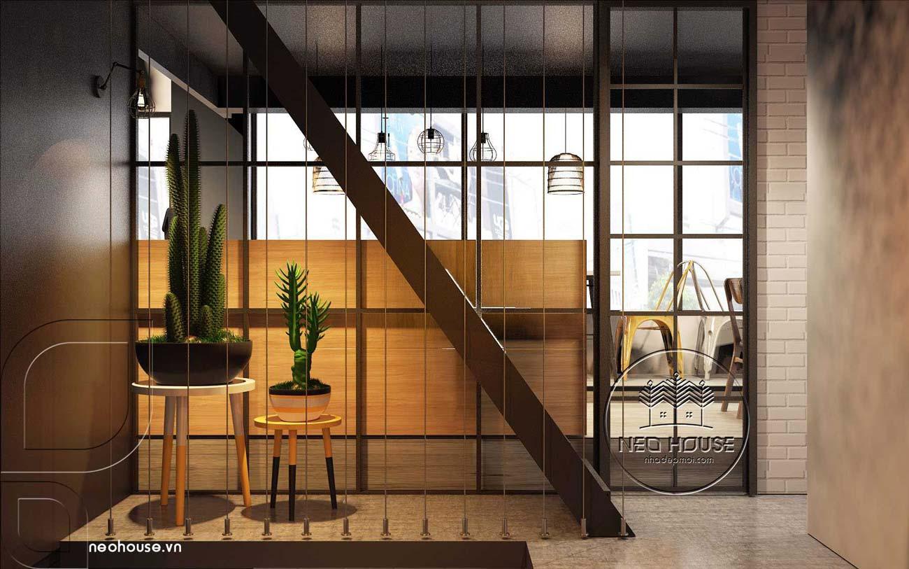Thiết kế nội thất quán trà sữa RiRo tại HCM. Ảnh 7