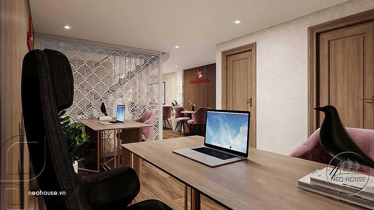 Thiết kế thi công nội thất spa Seoulspa.vn. Ảnh 6