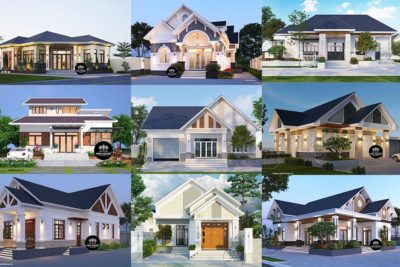 Những Mẫu Thiết Kế Nhà Cấp 4 Đẹp Giá Rẻ Xu Hướng 2021