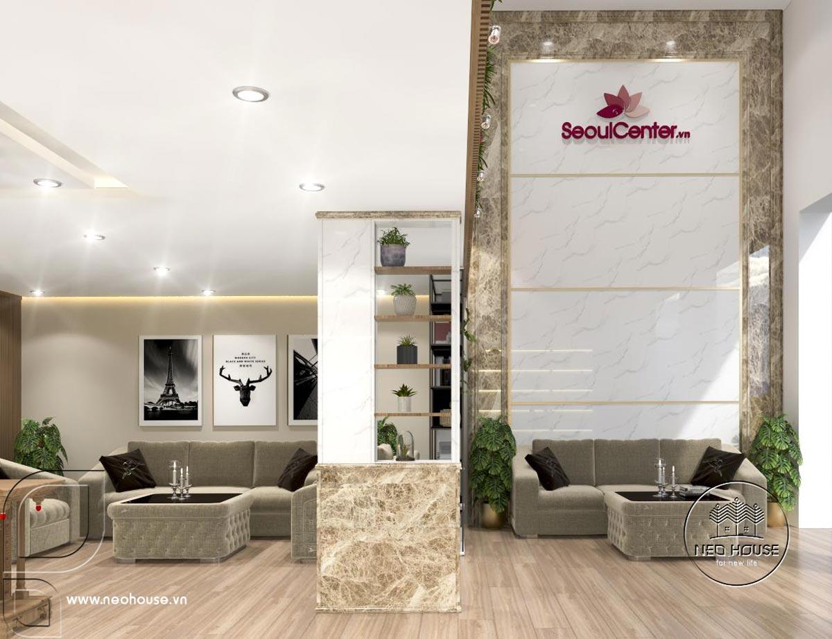Thiết kế nội thất Spa đẹp hiện đại. Ảnh 2