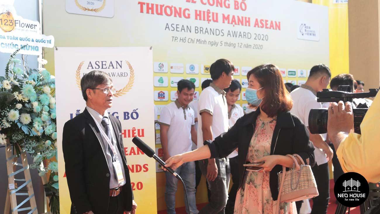 NEOHouse nhận giải top 10 thương hiệu mạnh ASEAN 2020. Ảnh 5