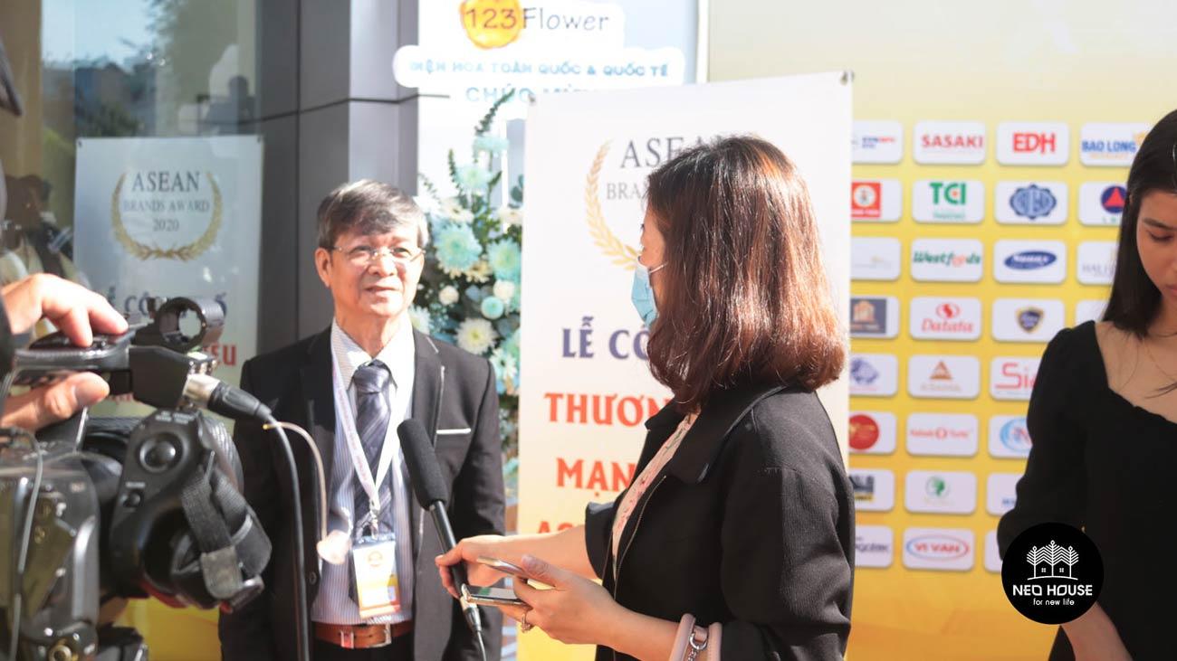 NEOHouse nhận giải top 10 thương hiệu mạnh ASEAN 2020. Ảnh 4