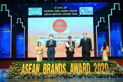 """NEHOUSE Đạt Top 10 Thương Hiệu Mạnh ASEAN – """"ASEAN BRANDS AWARD 2020"""""""