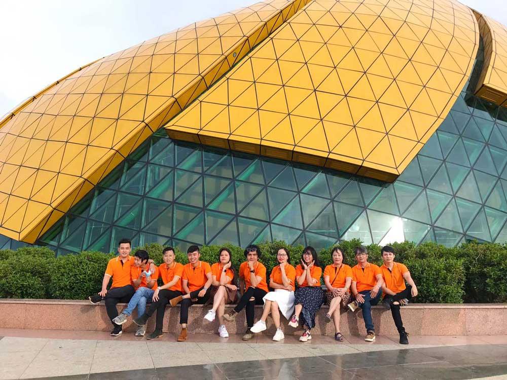 Đội ngũ nhân viên NEOHouse du lịch tại Đà Lạt. Ảnh 8