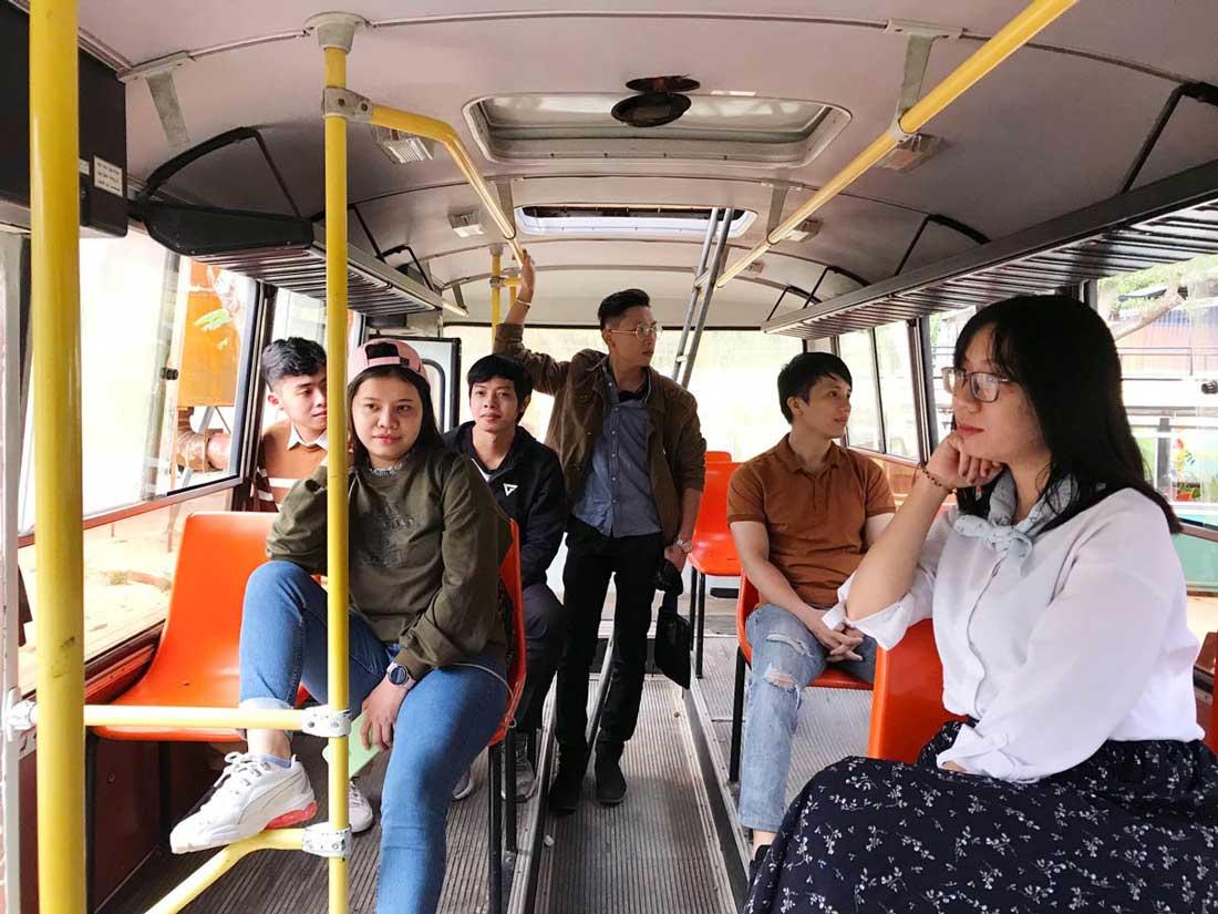 Đội ngũ nhân viên NEOHouse du lịch tại Đà Lạt. Ảnh 20