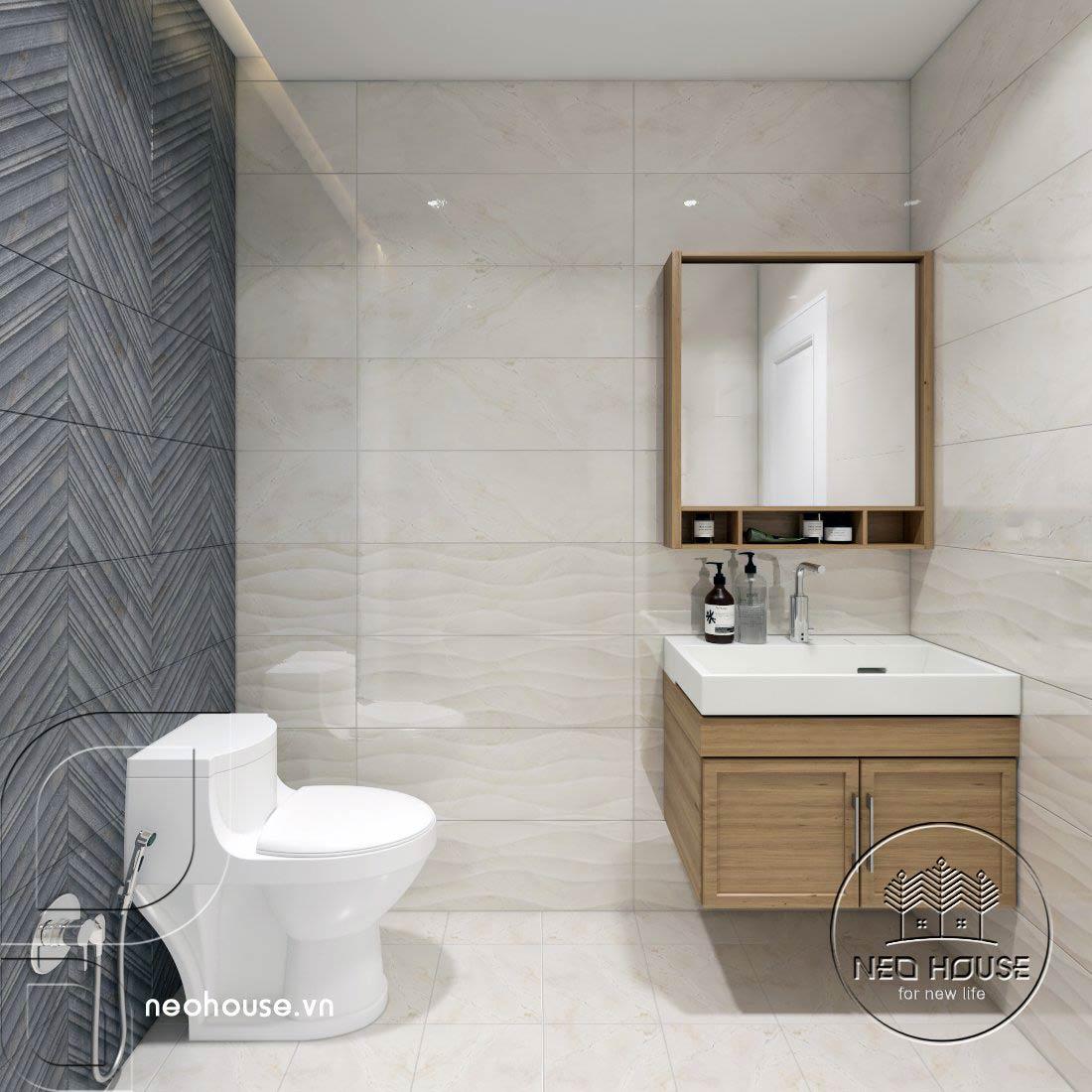 Thiết kế thi công cải tạo nhà phố 3 tầng với không gian nội thất phòng ngủ Master 02. Ảnh 2