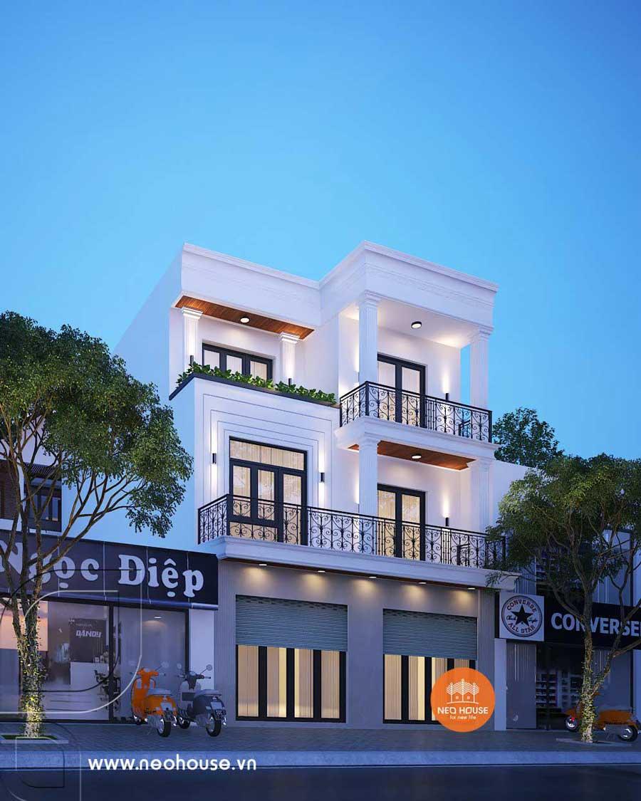 Thiết kế thi công cải tạo nhà phố 3 tầng. Ảnh 4