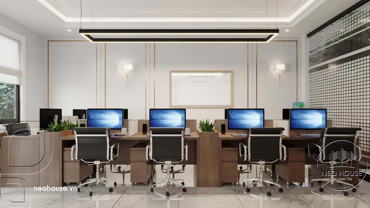 Thiết kế nội thất mẫu nhà phố mặt tiền rộng 8m. Ảnh 7