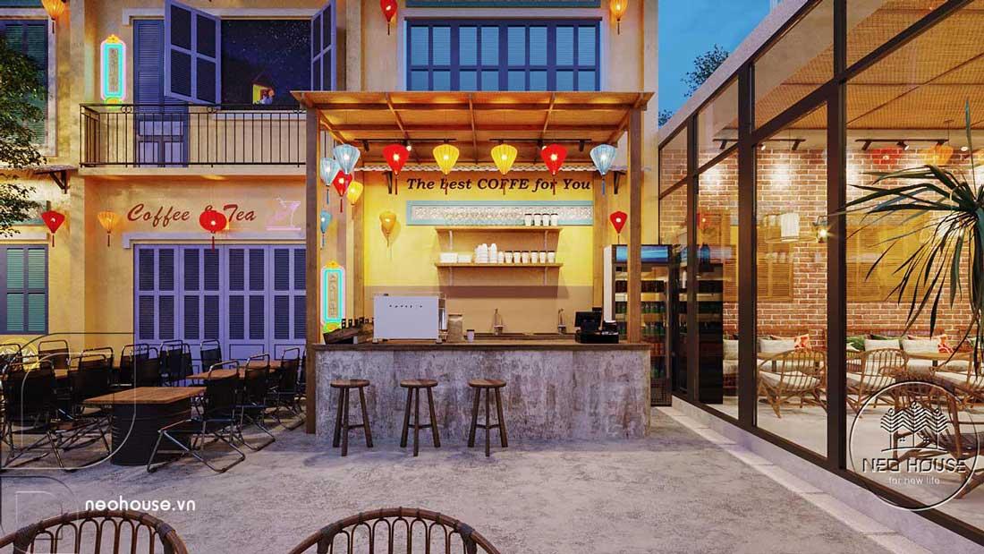 Thiết kế và thi công quán cafe sân vườn trọn gói tại Bình Phước. Ảnh 8