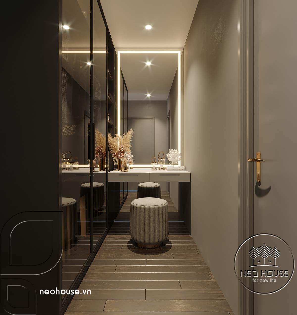 Thiết kế căn hộ 2 phòng ngủ Topaz Elite. Ảnh 10
