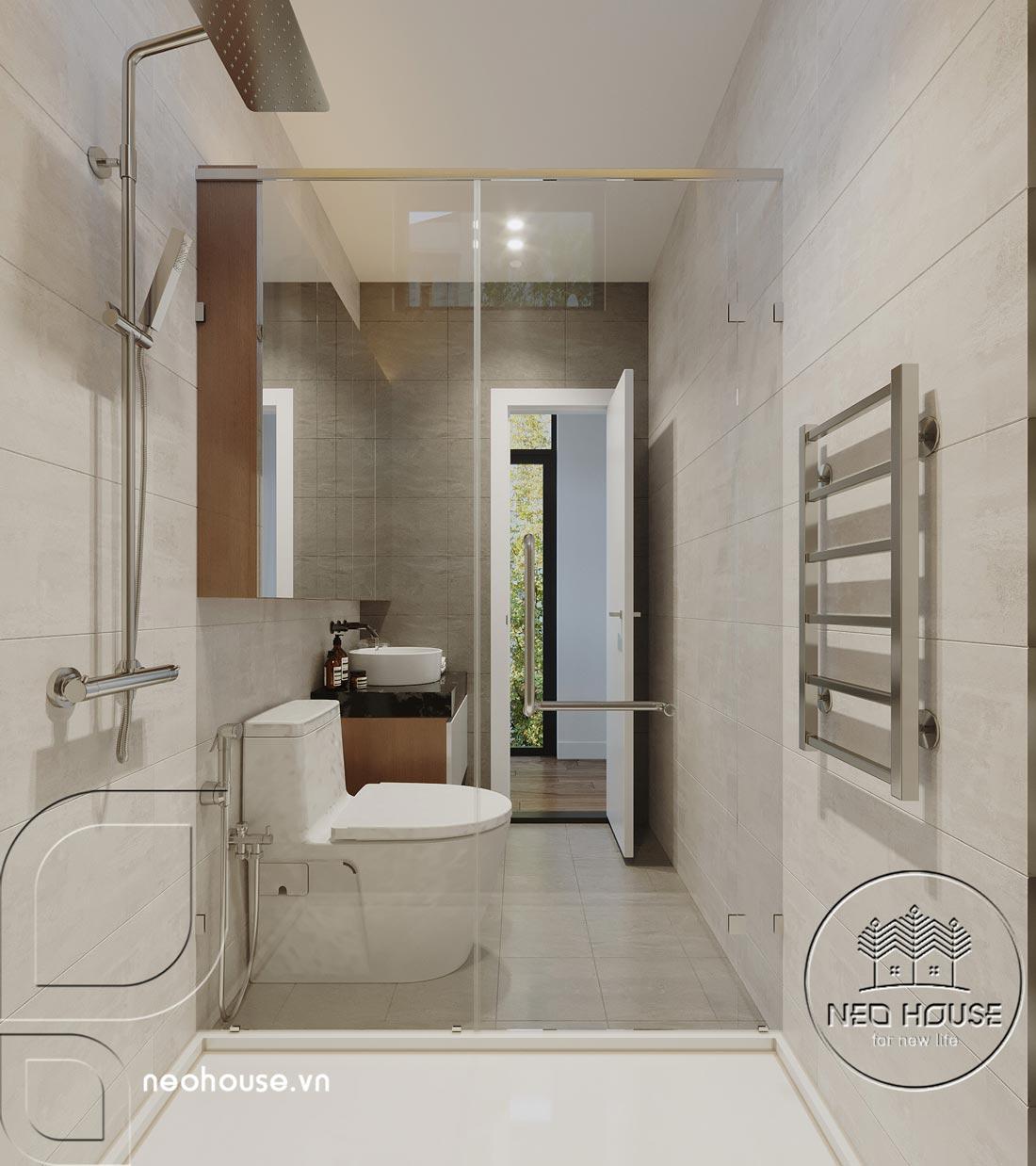 Thiết kế nội thất biệt thự cao cấp 2 tầng. Ảnh 21