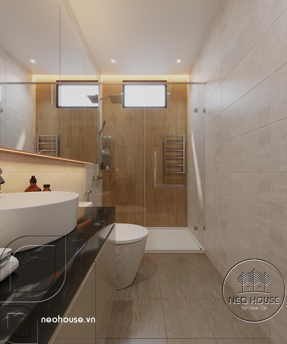 Thiết kế nội thất biệt thự cao cấp 2 tầng. Ảnh 26
