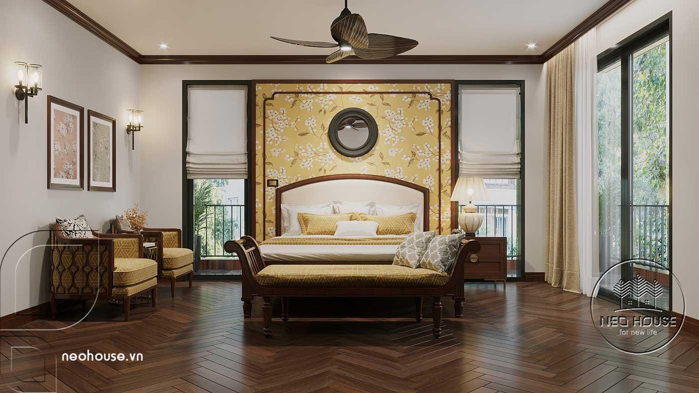 Thiết kế nội thất phong cách Indochine. Ảnh 10