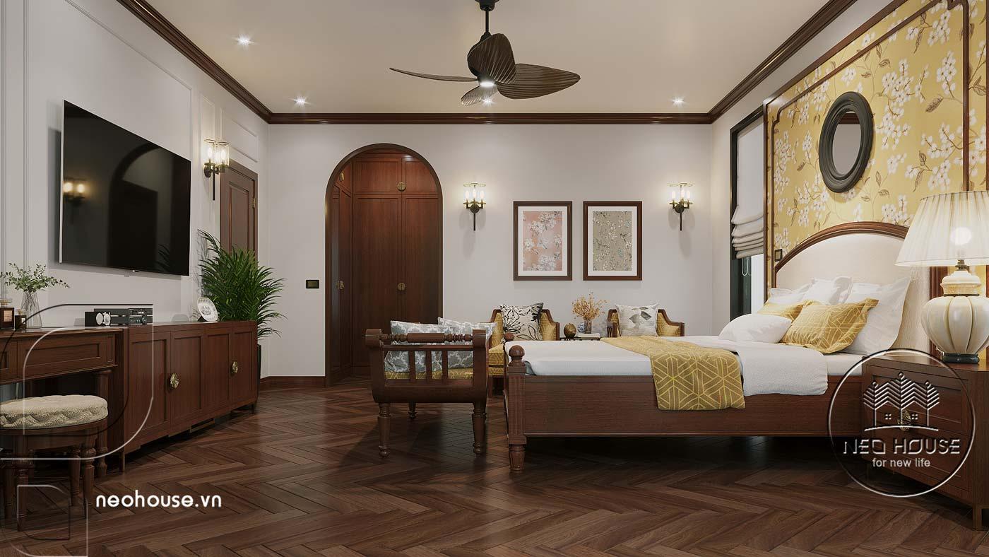 Thiết kế nội thất phong cách Indochine. Ảnh 11