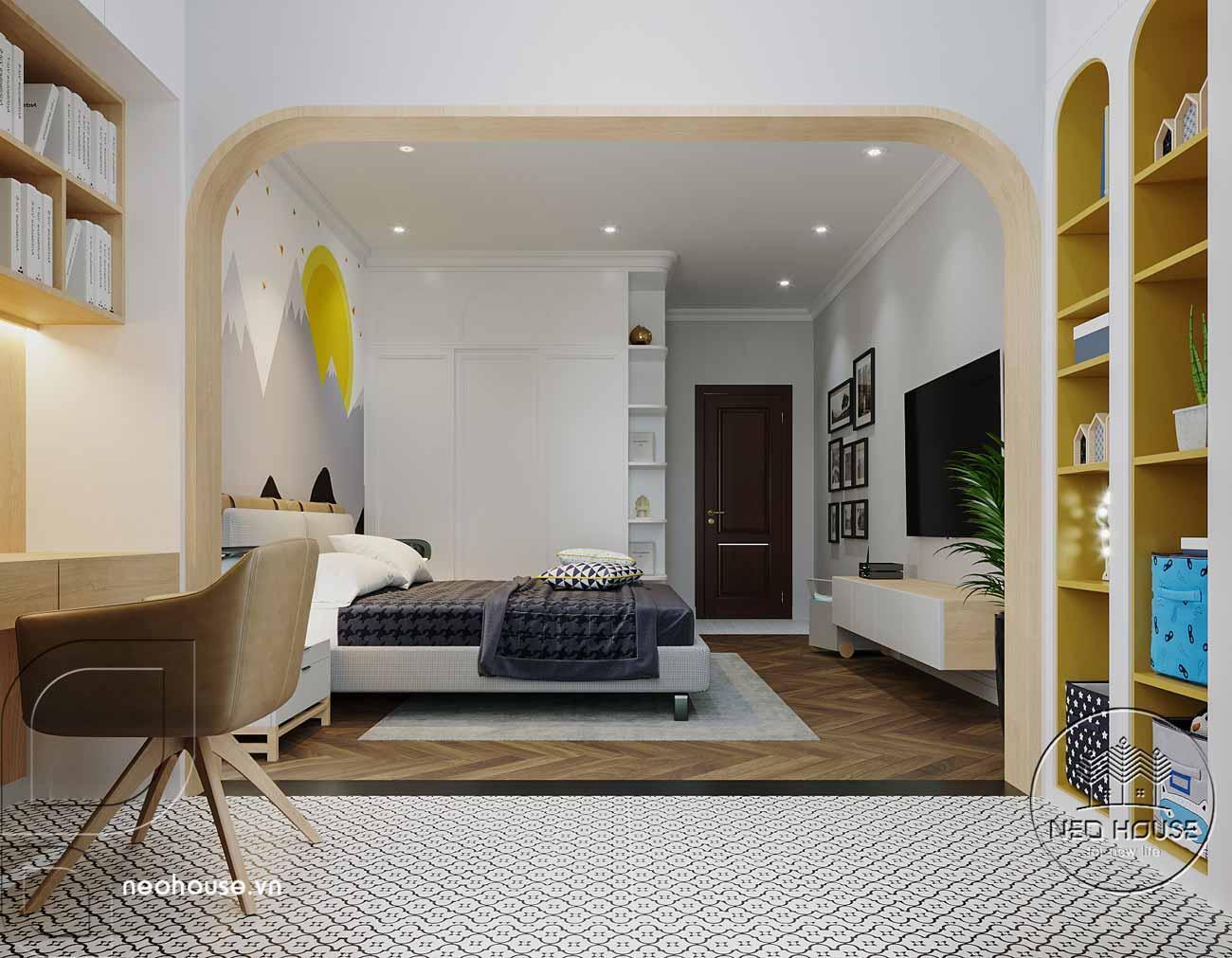 Thiết kế nội thất phong cách Indochine. Ảnh 15
