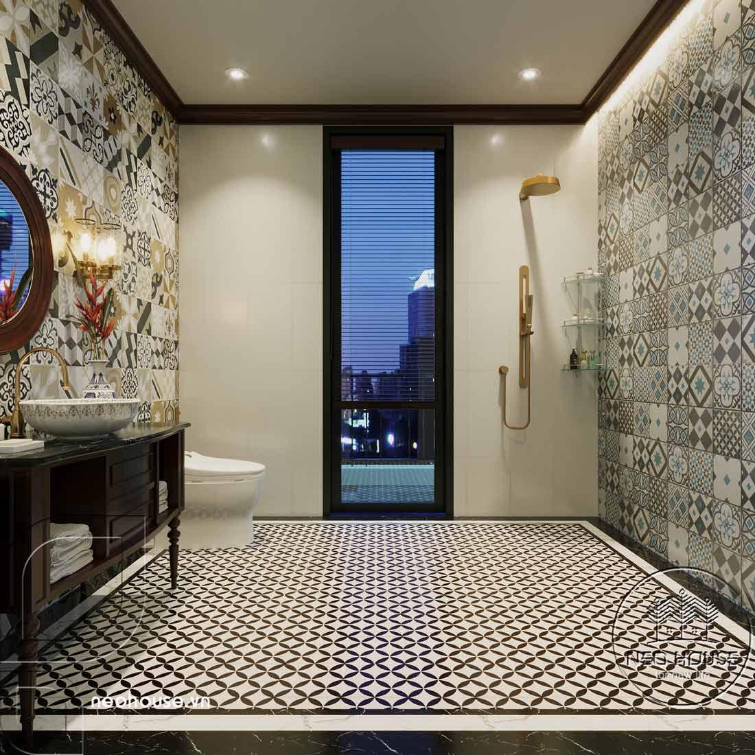 Thiết kế nội thất phong cách Indochine. Ảnh 18
