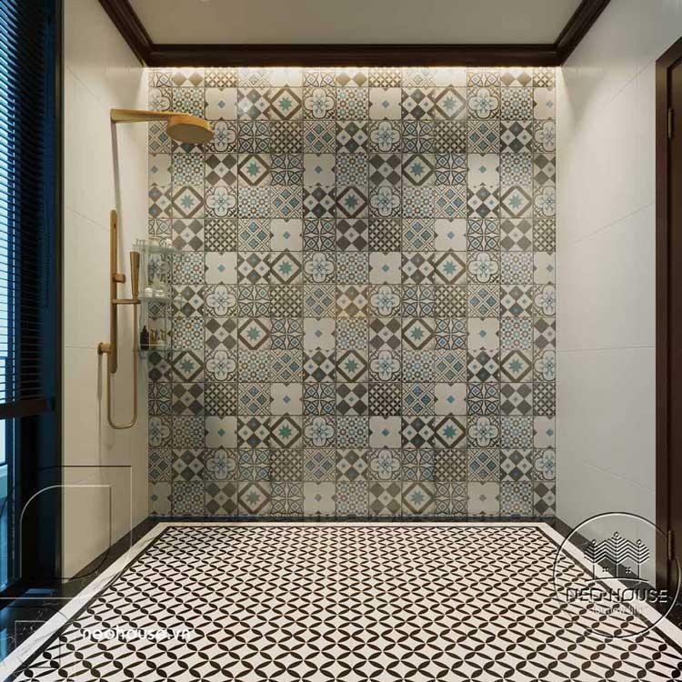Thiết kế nội thất phong cách Indochine. Ảnh 19
