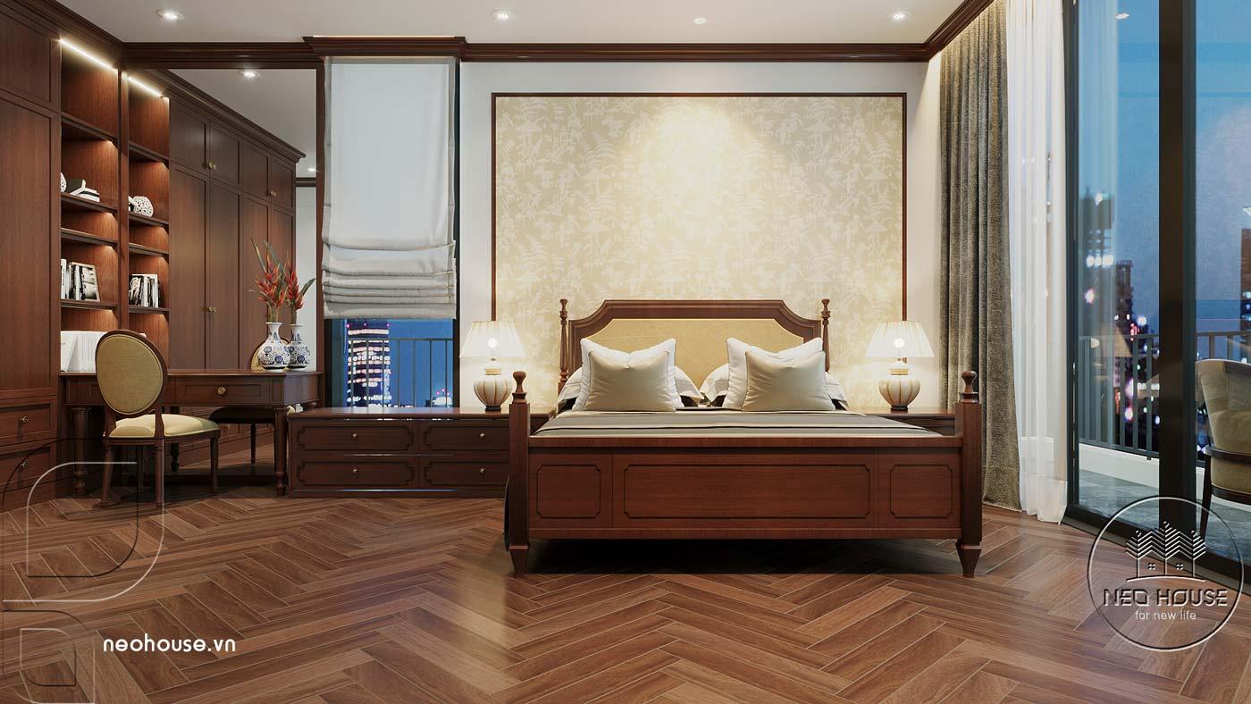 Thiết kế nội thất phong cách Indochine. Ảnh 8