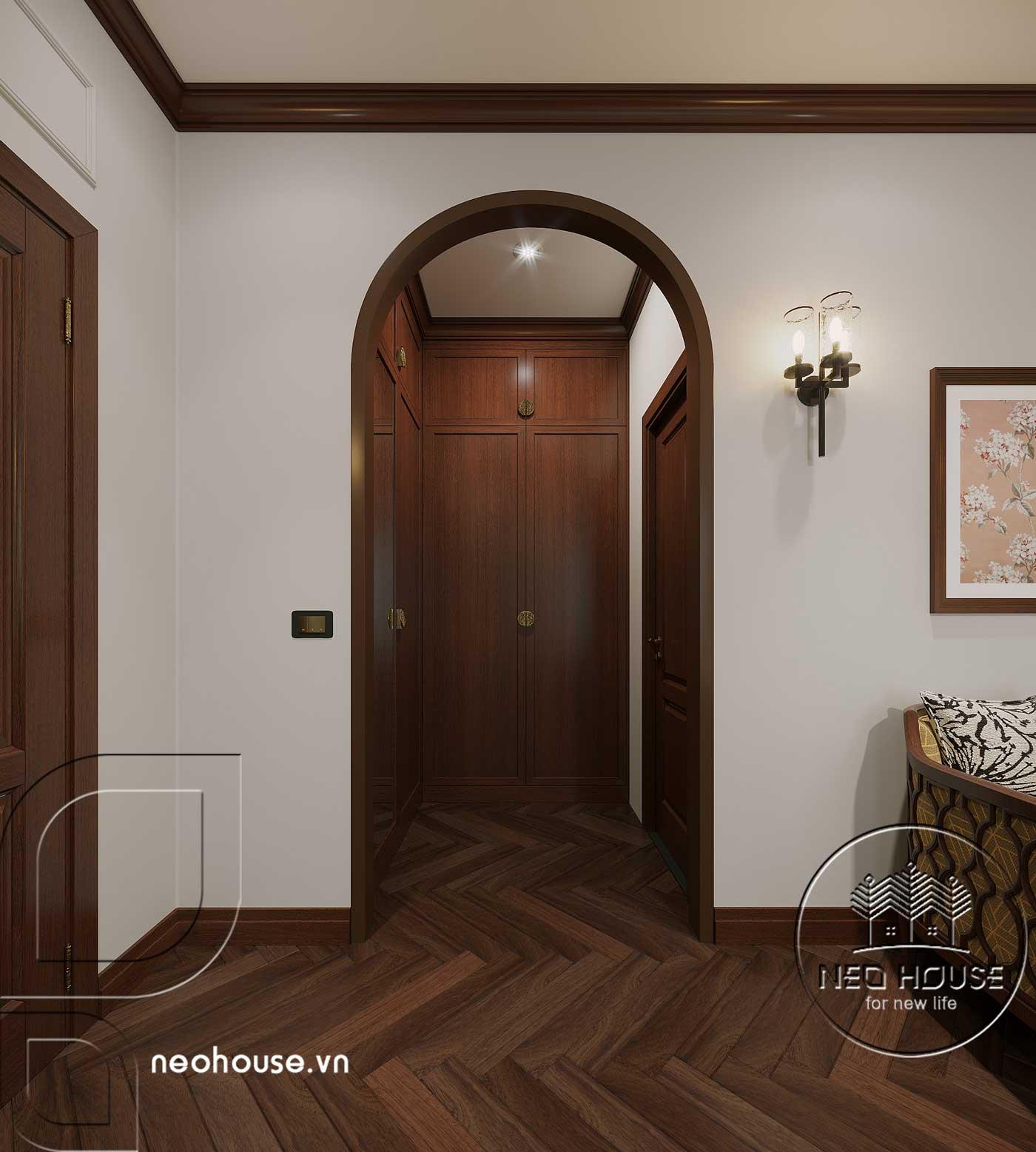 Thiết kế nội thất phong cách Indochine. Ảnh 9