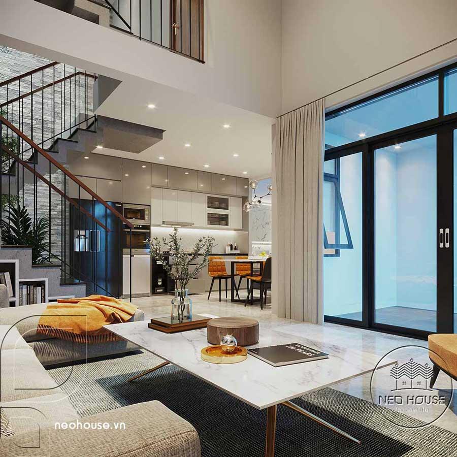 Thiết kế căn hộ Penthouse. Ảnh 3