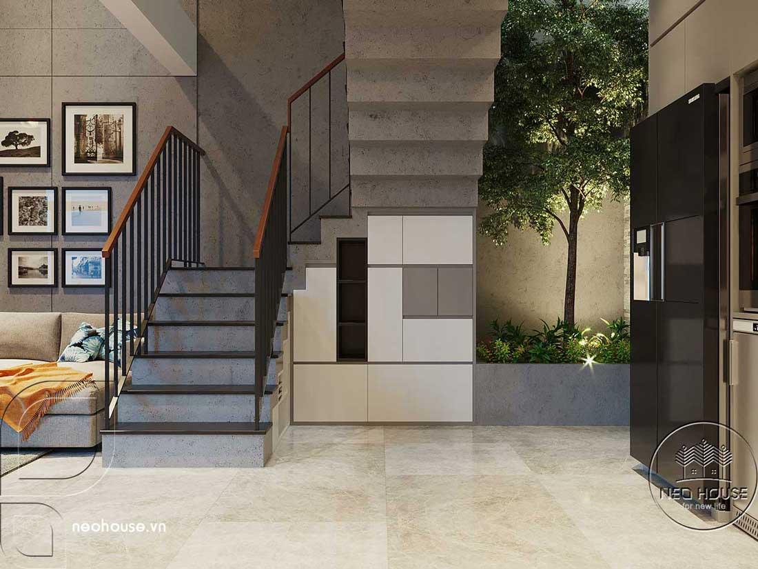 Thiết kế căn hộ Penthouse. Ảnh 4