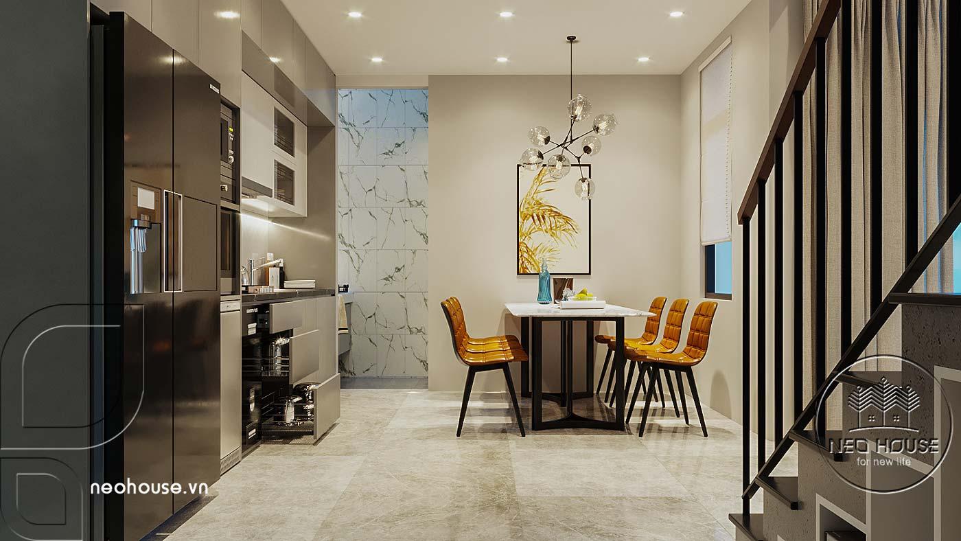 Thiết kế căn hộ Penthouse. Ảnh 5