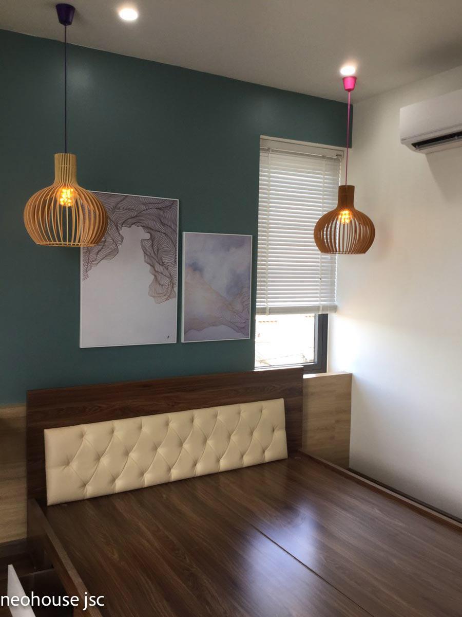 Thi công hoàn thiện nội thất nhà đẹp 2 tầng 130m2 tại Bình Phước. Ảnh 10