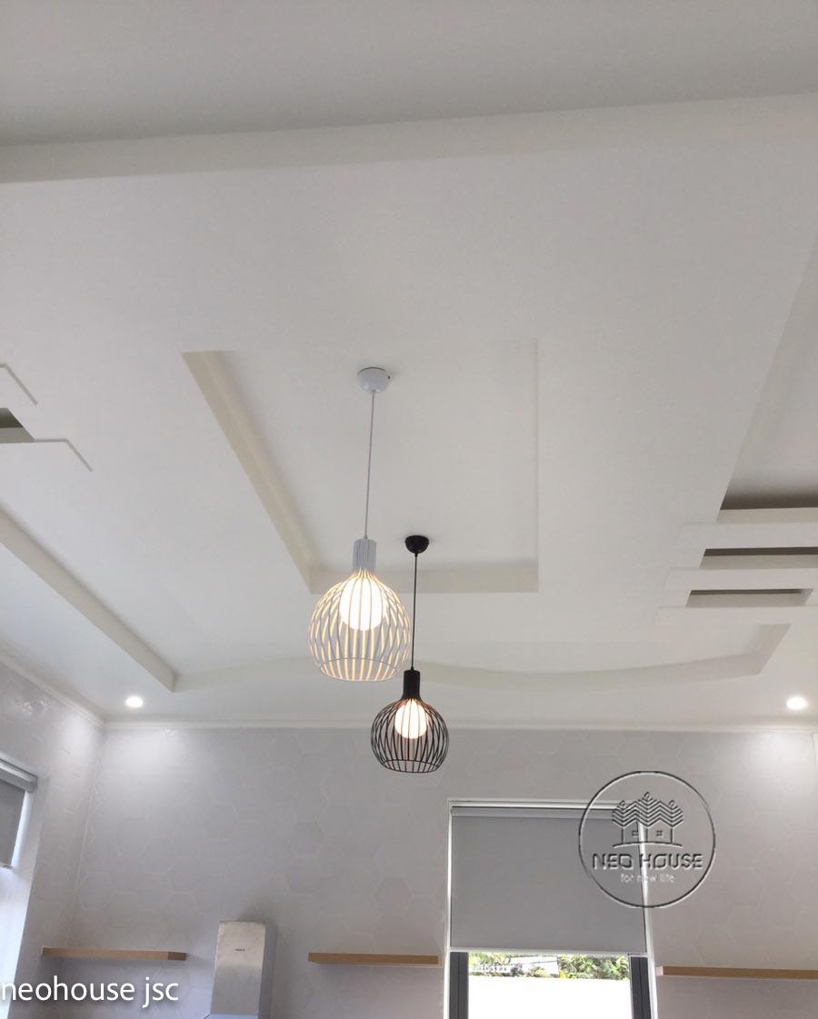 Thi công hoàn thiện nội thất nhà đẹp 2 tầng 130m2 tại Bình Phước. Ảnh 15